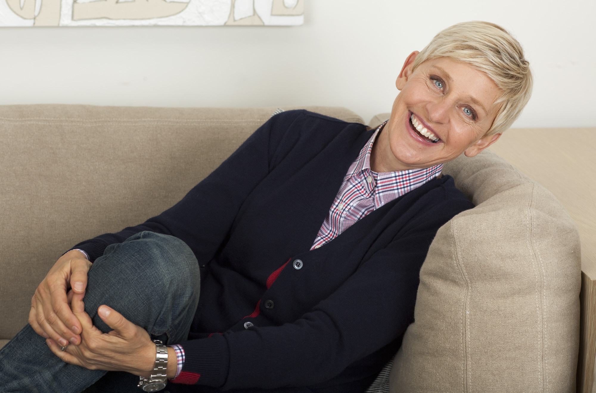 Ellen DeGeneres Facts
