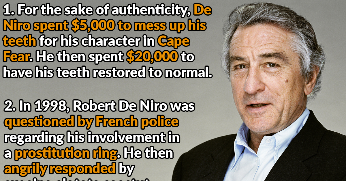 40 Wiseguy Facts About...