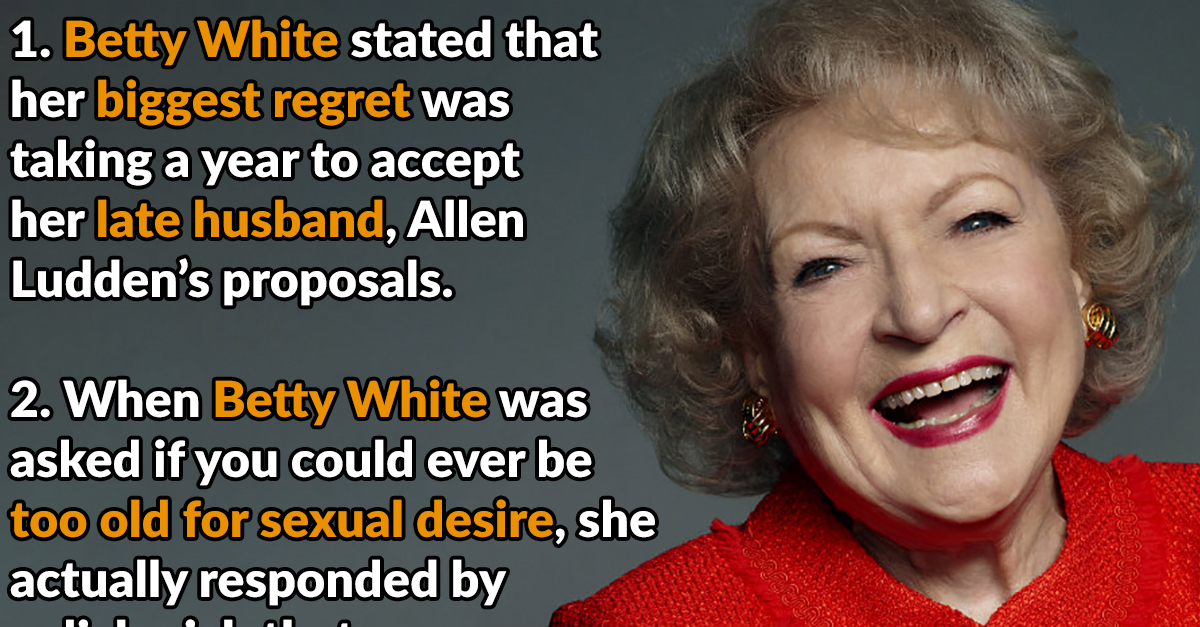 32 little known facts about betty white bookmarktalkfo Images