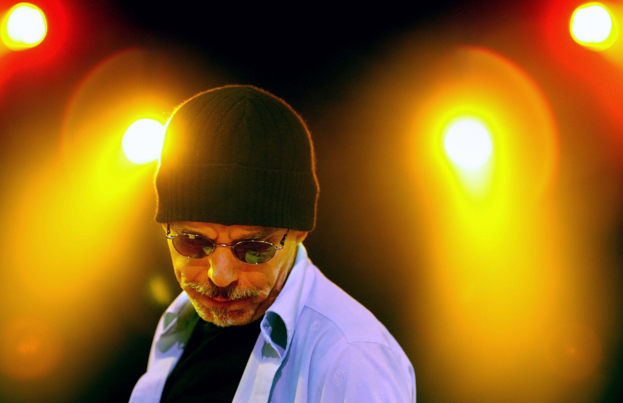 Billy Bob Thornton Performs At The Greek Theater.