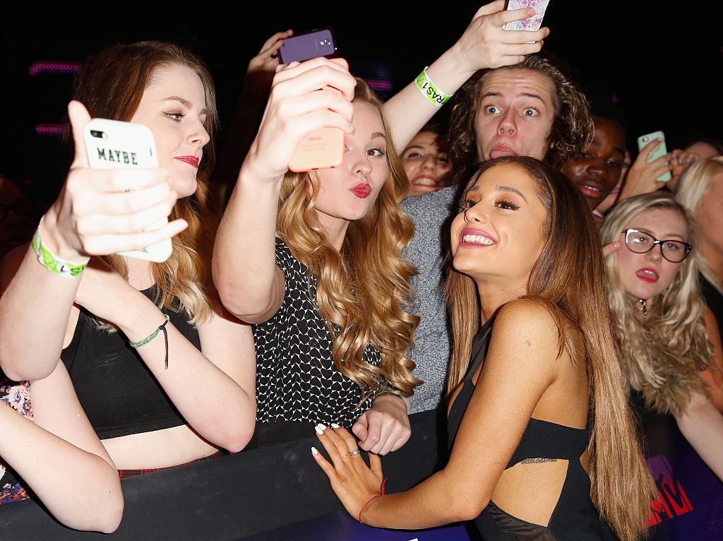 Ariana Grande Facts