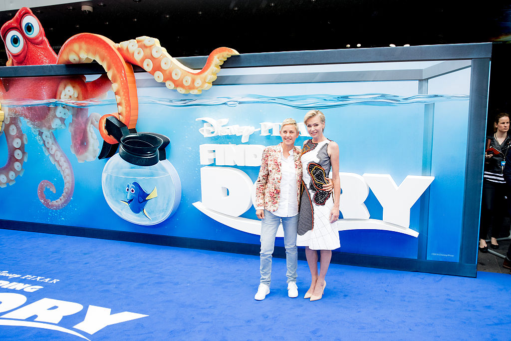 'Finding Dory' - UK Premiere - Red Carpet.