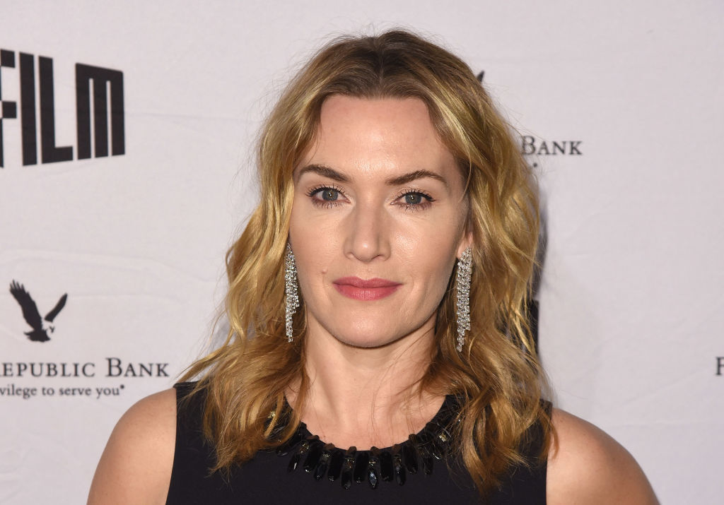 SFFILM's 60th Anniversary Awards Night - Arrivals. Kate Winslet.