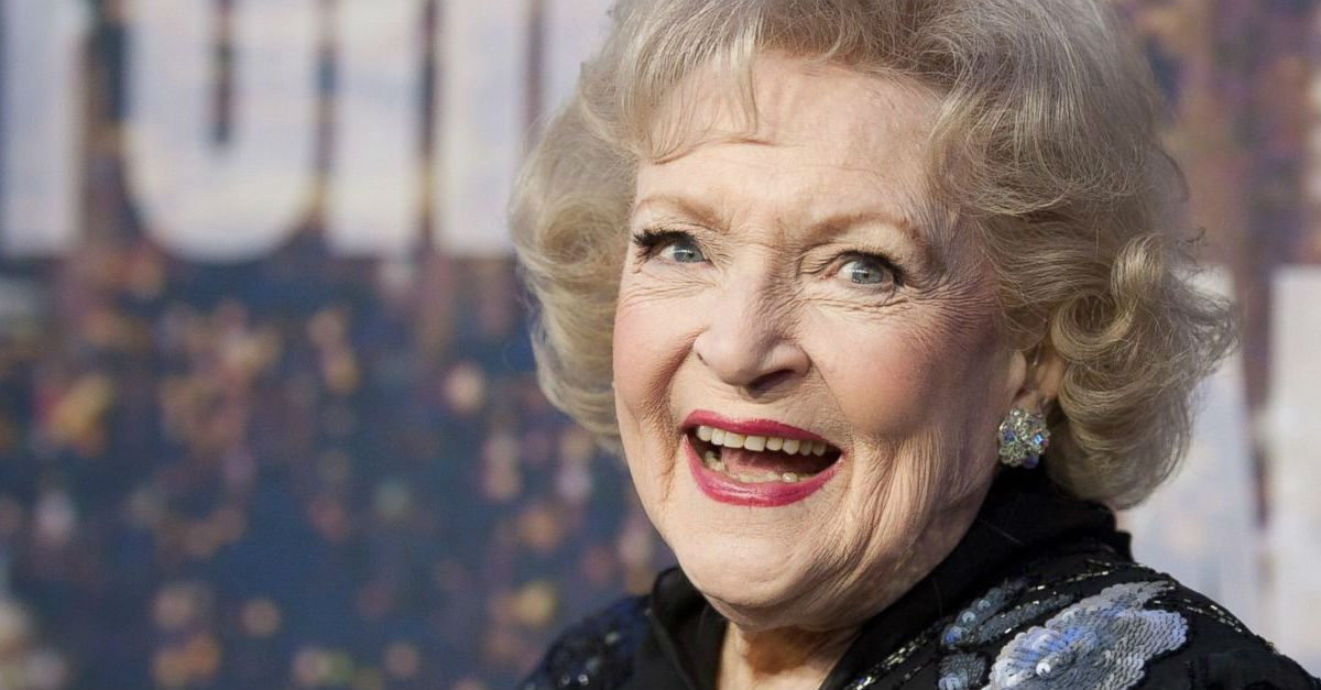 32 Little Known Facts about Betty White.
