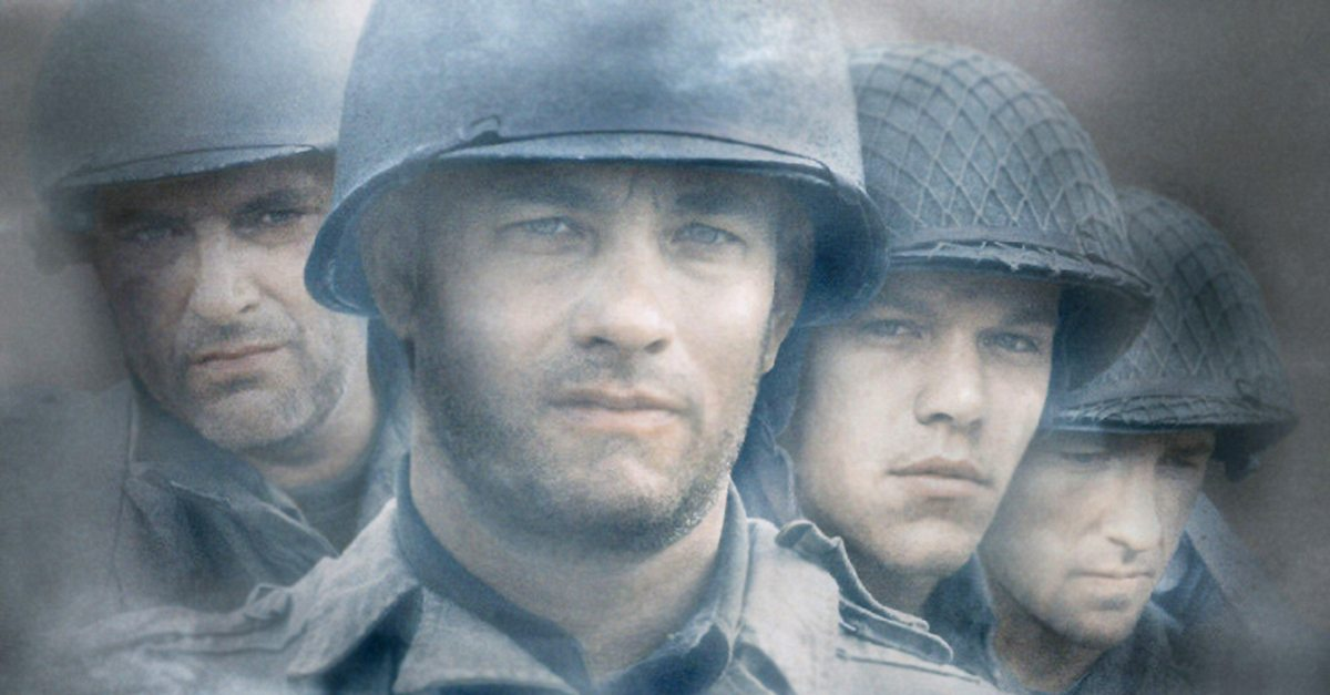 50 Unbelievable Facts About Saving Private Ryan.
