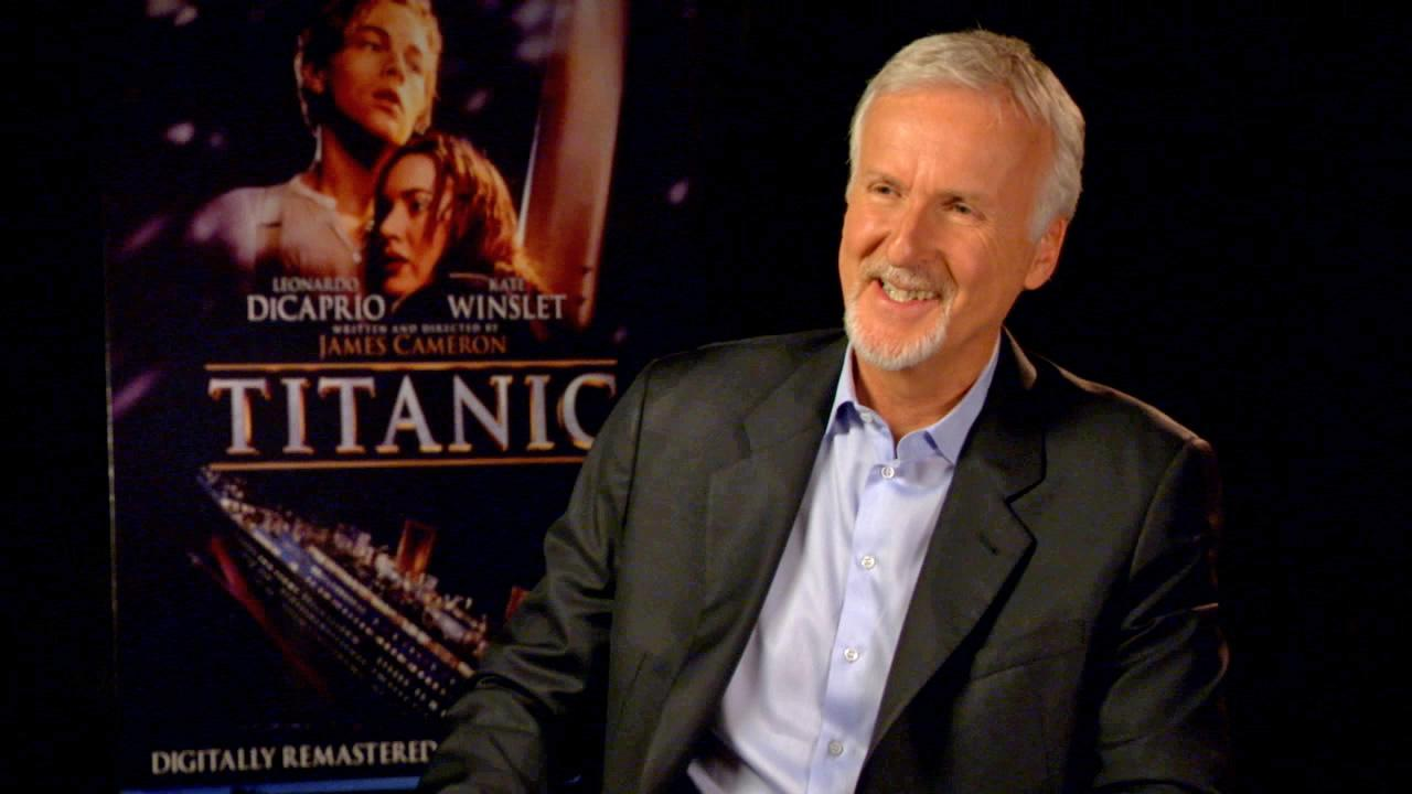 A review of titanic a movie by james cameron