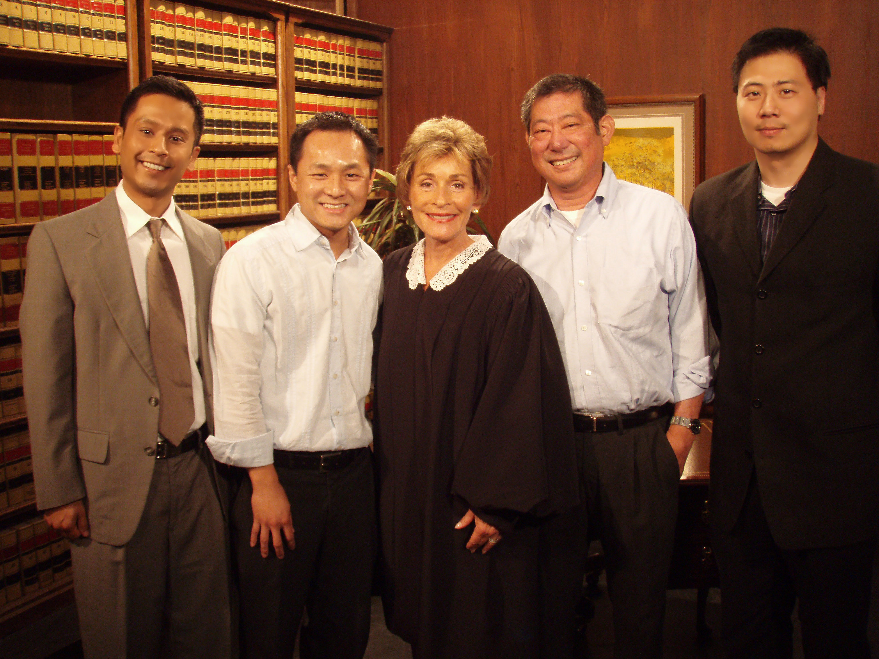 Judge Judy facts