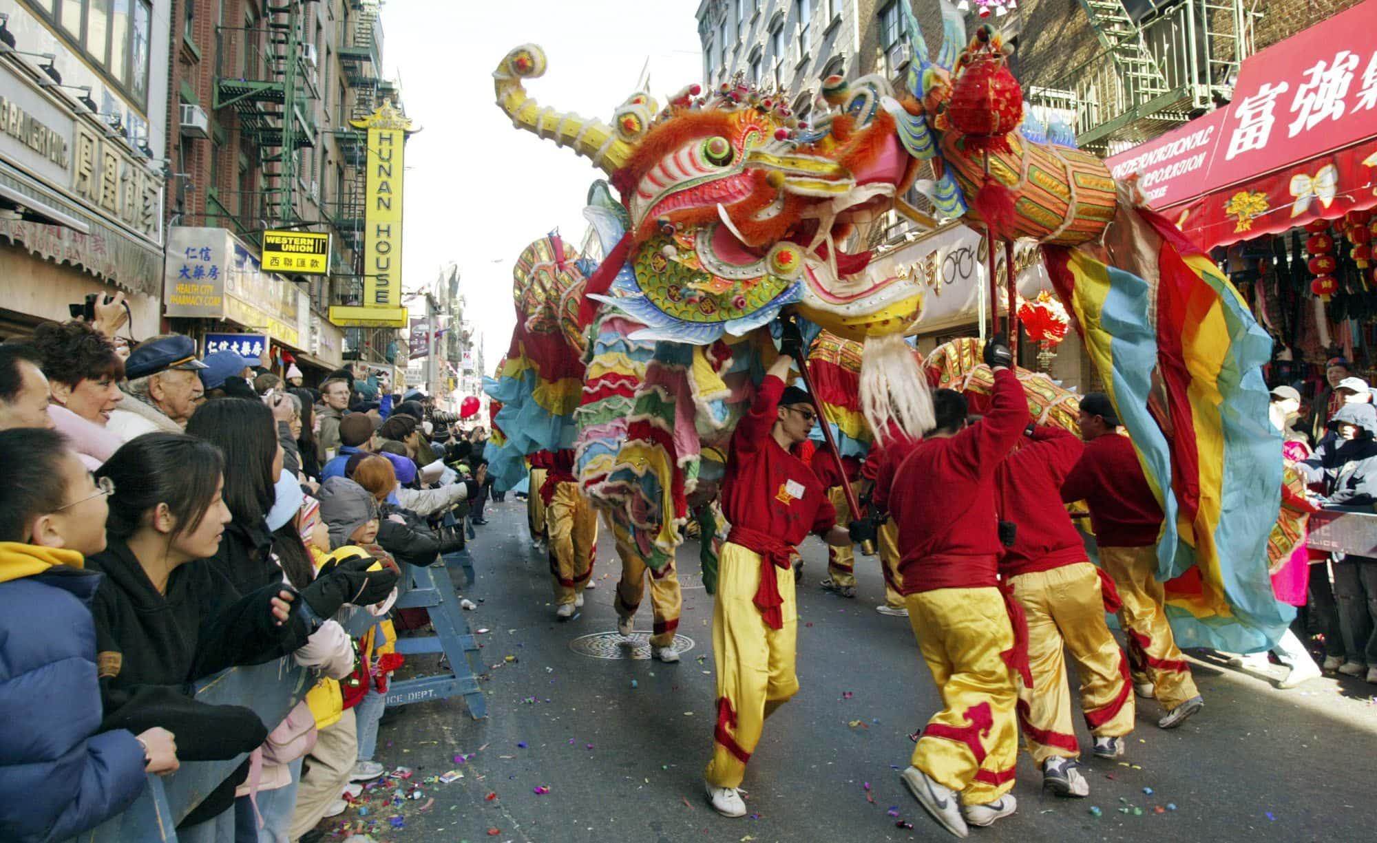 NYC chinese