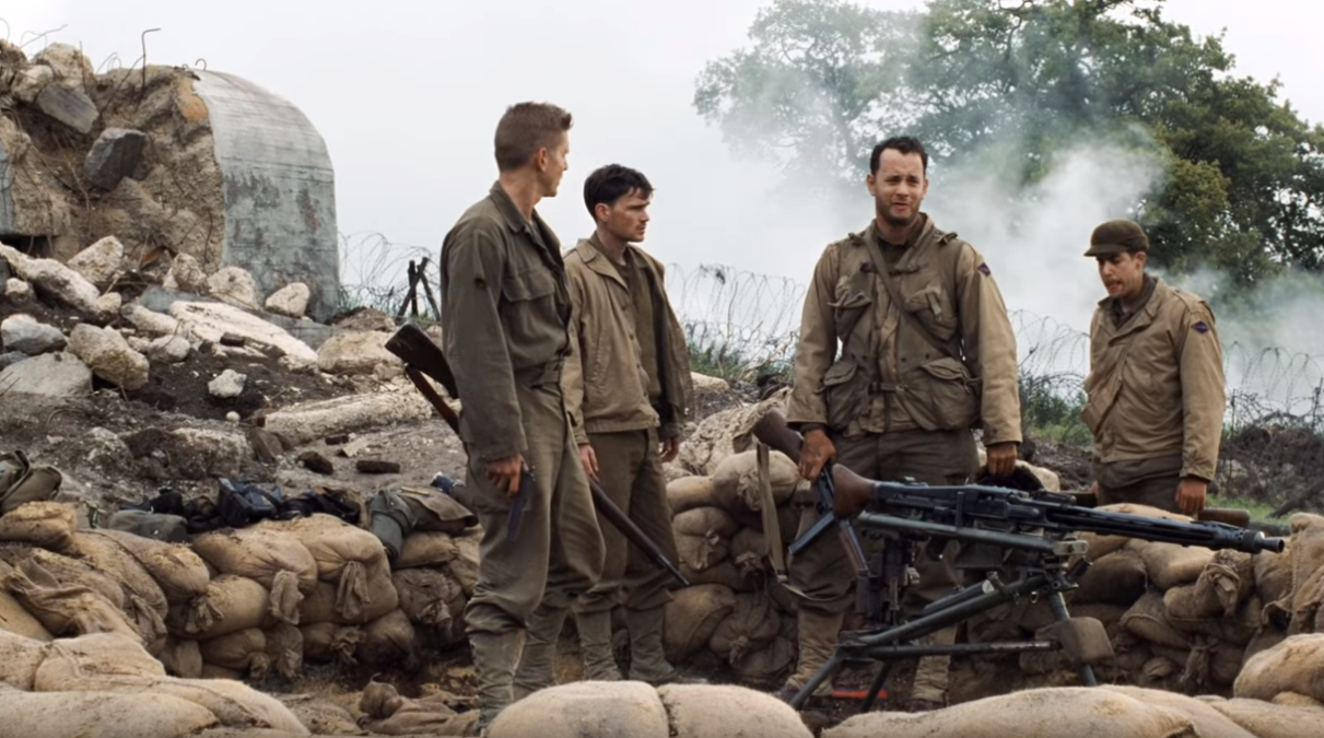 Saving Private Ryan facts