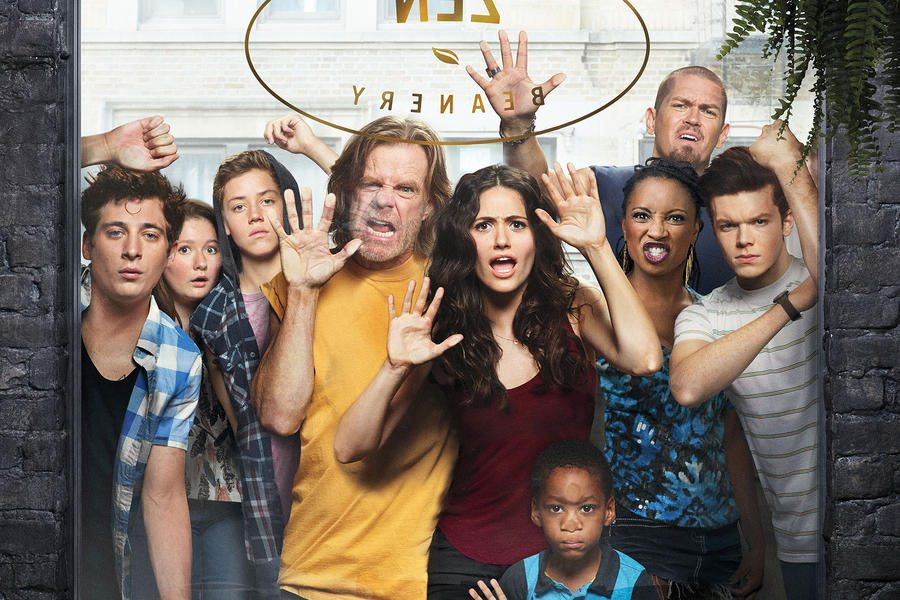 SHAMELESS (Season 5) Cast