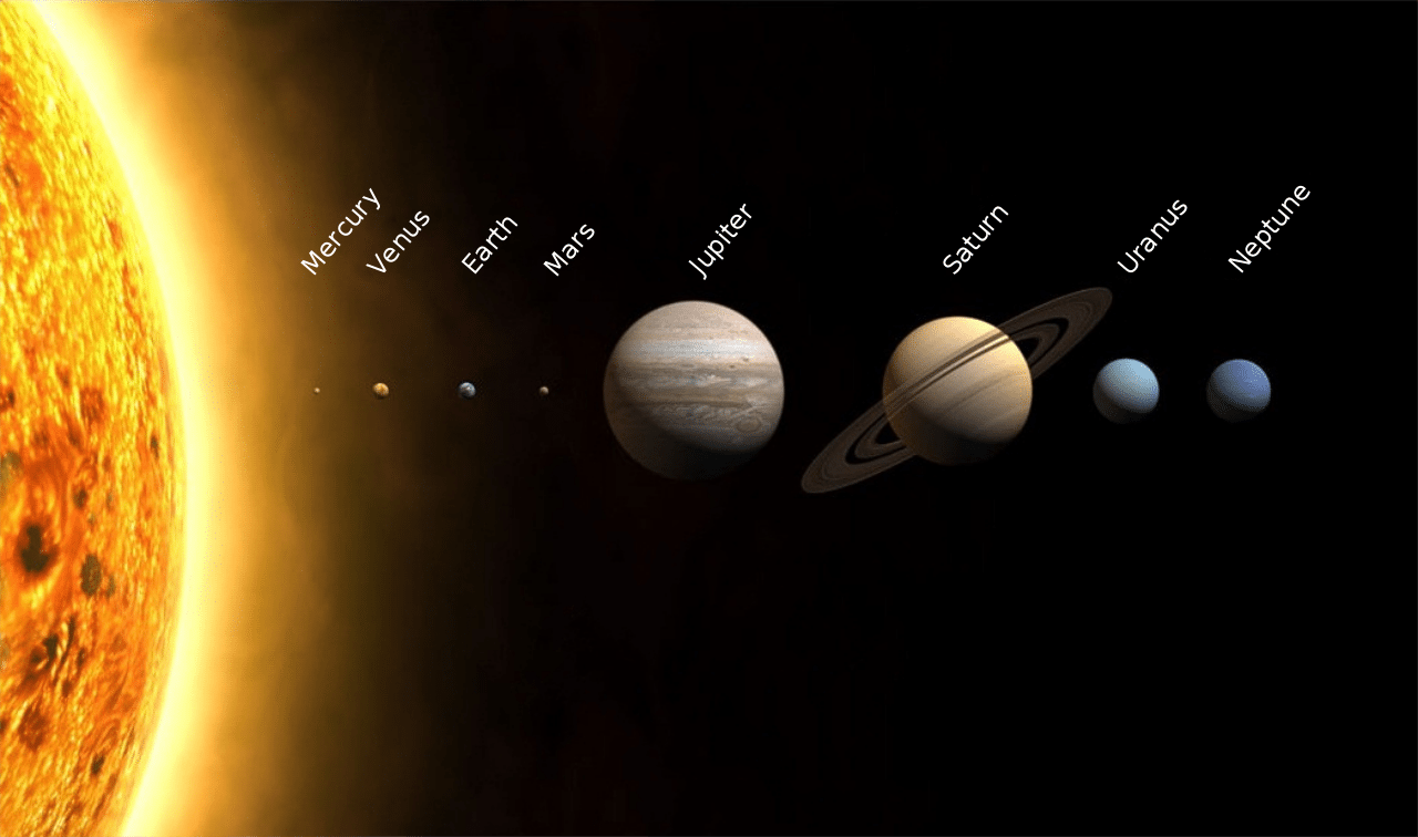 10 Perspective-Altering Facts About Our Solar-System
