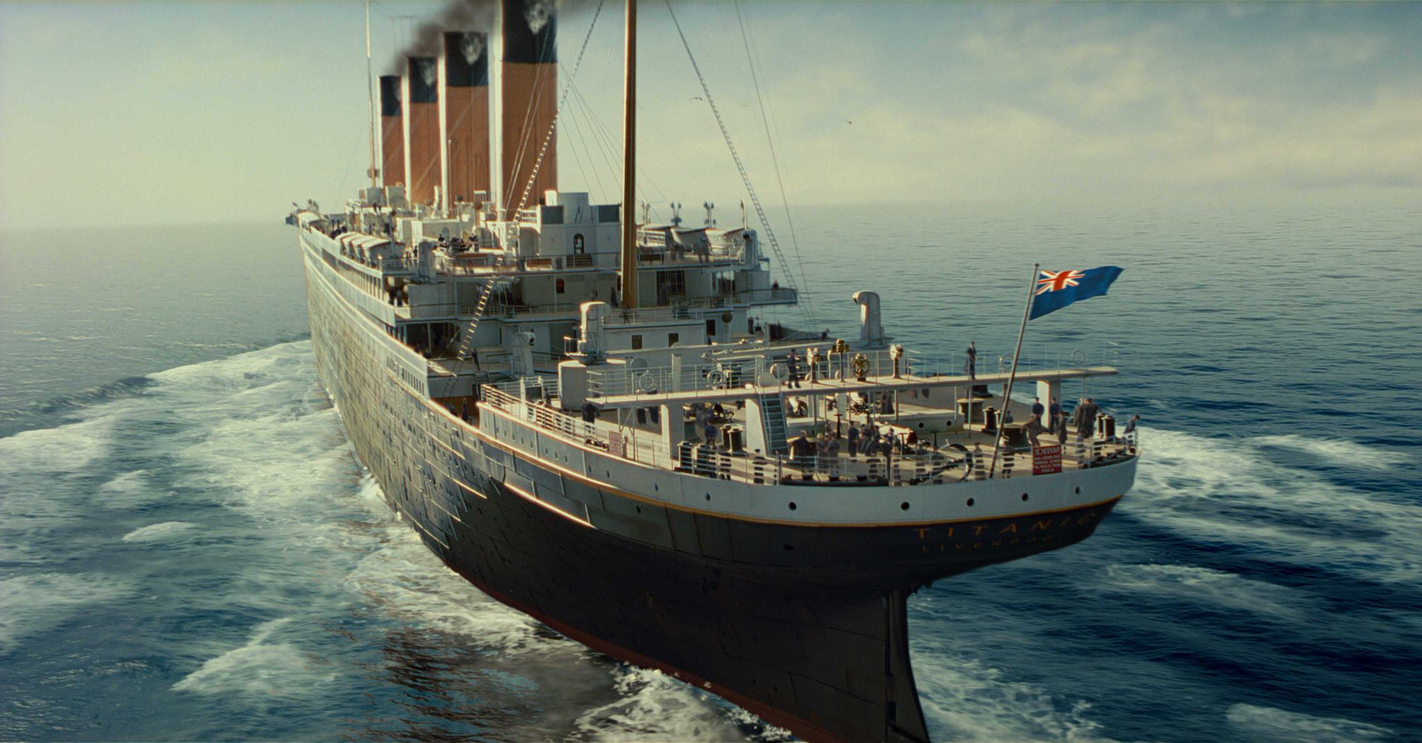 32 behind the scenes facts about the movie titanic