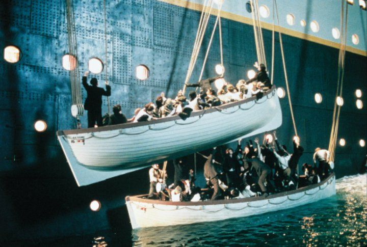 32 Behind-the-Scenes Facts about the Movie Titanic. Kate Winslet Titanic