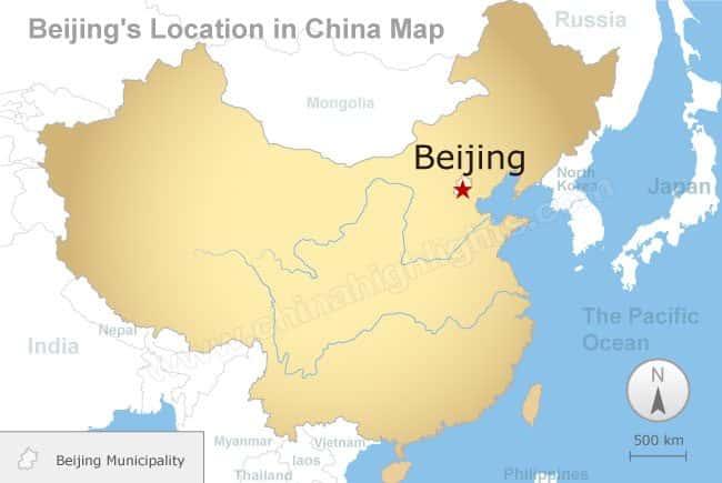 beijing location