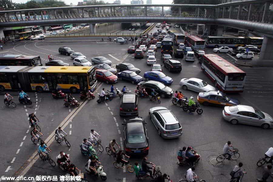beijing motorcycles