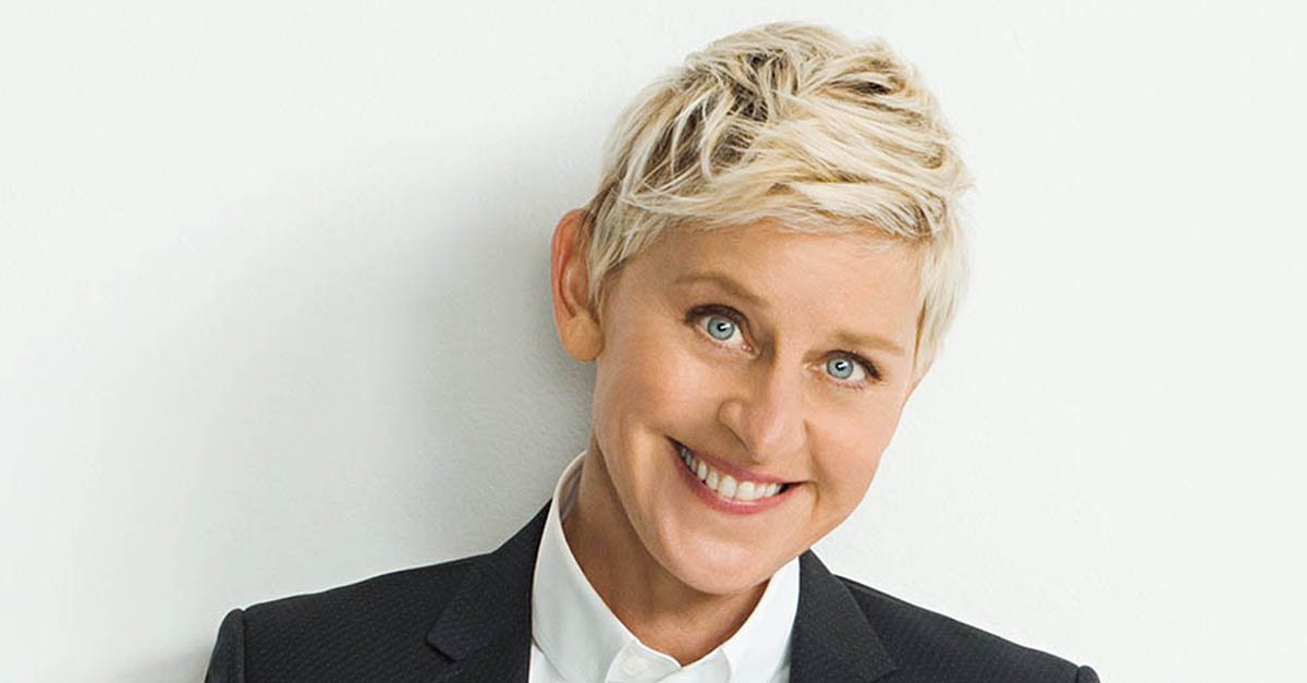 30 Inspirational Facts About Ellen DeGeneres