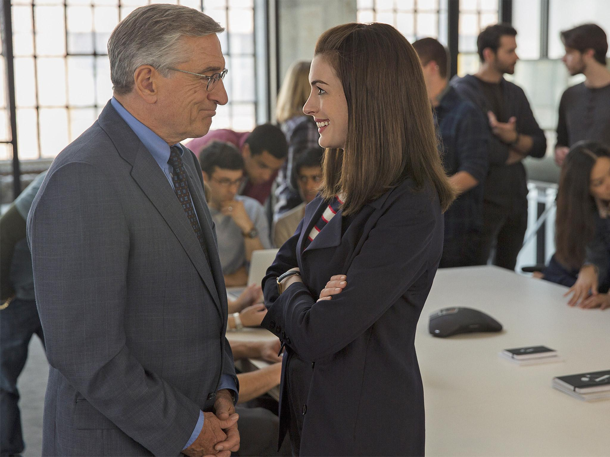 Image result for robert de niro the intern