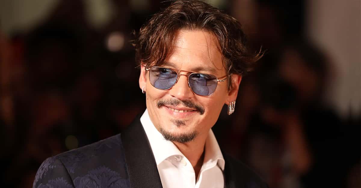 Johnny Depp Facts