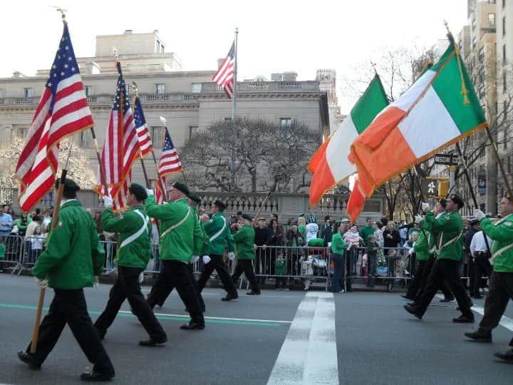 irish NY