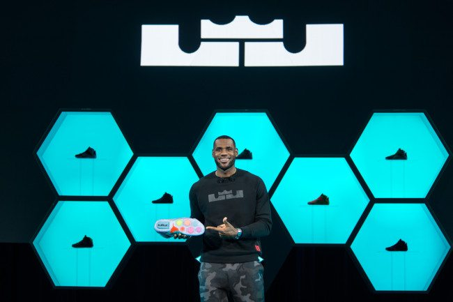 9.15.14 Nike LeBron 12 Launch