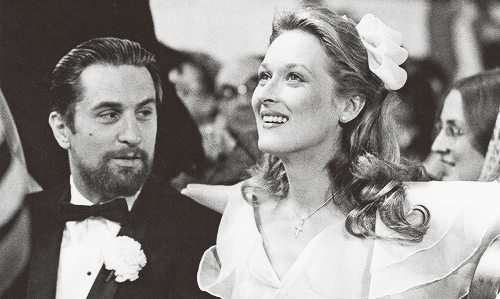 Robert De Niro & Meryl Streep