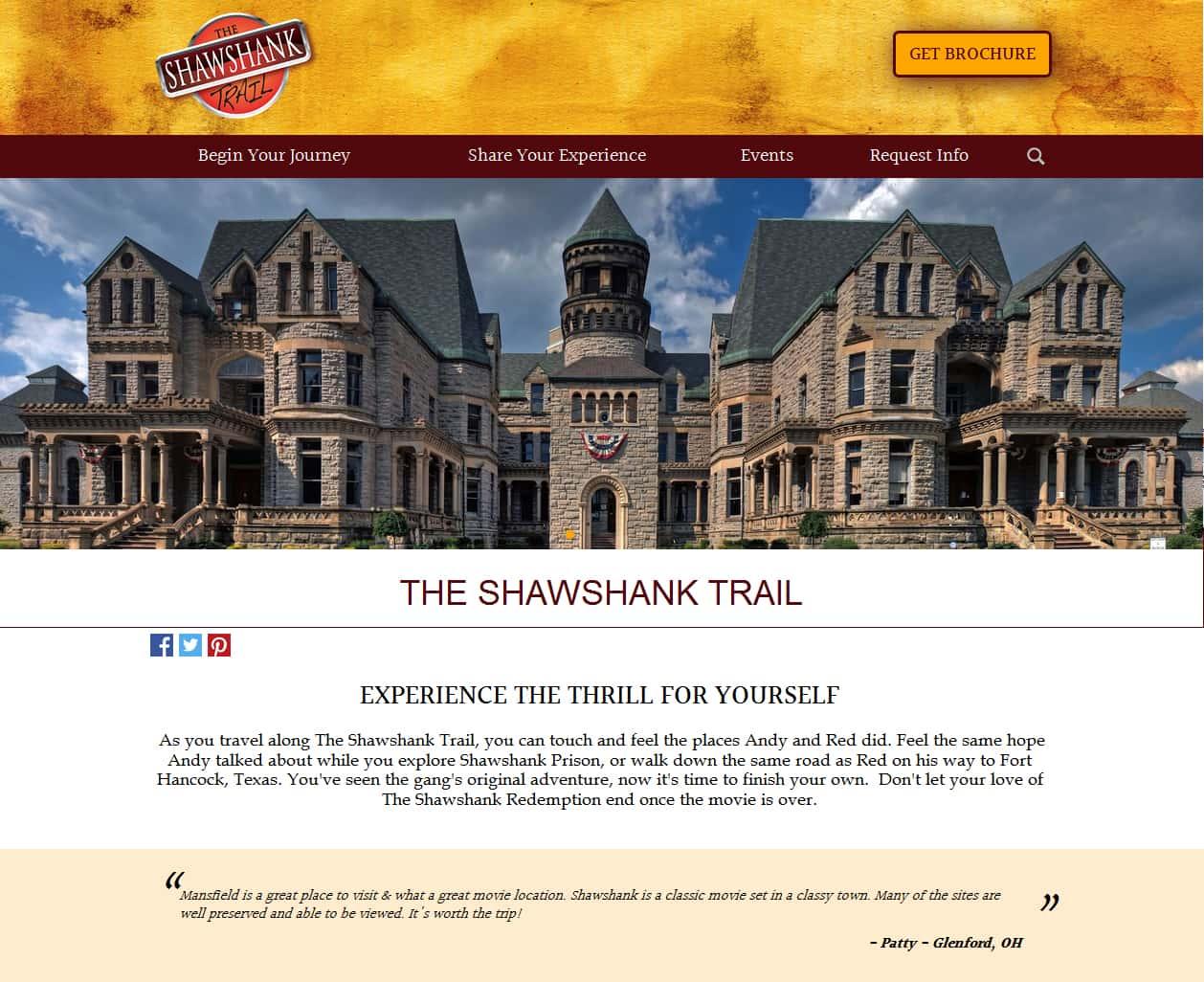 Shawshank Redemption facts