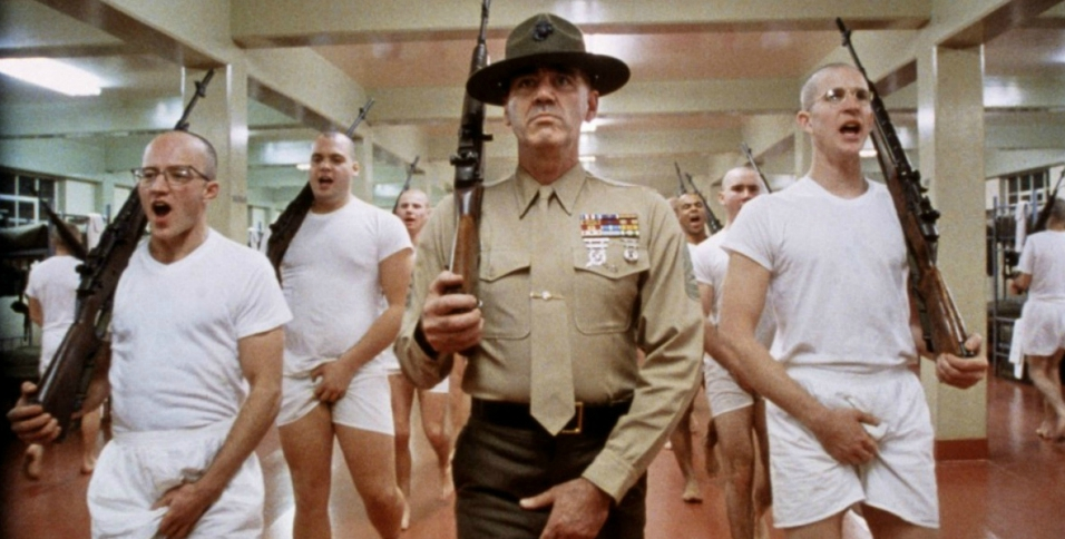 Full Metal Jacket facts