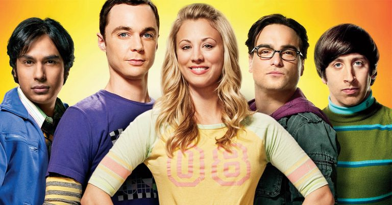 Big Bang Theory Facts