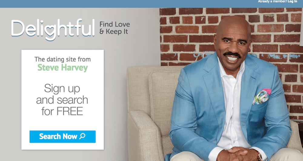 steve harvey show dating website