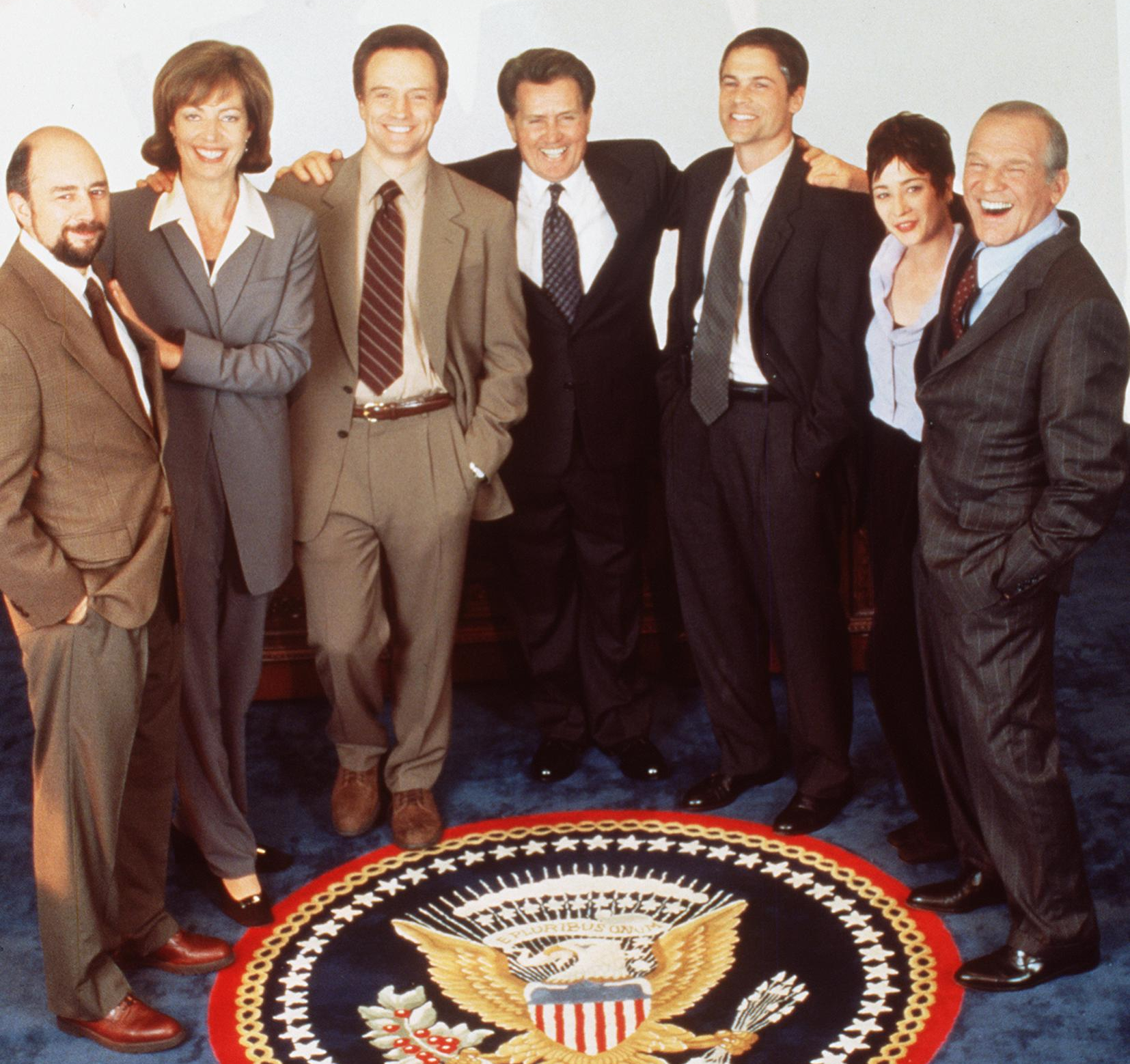 The West Wing facts