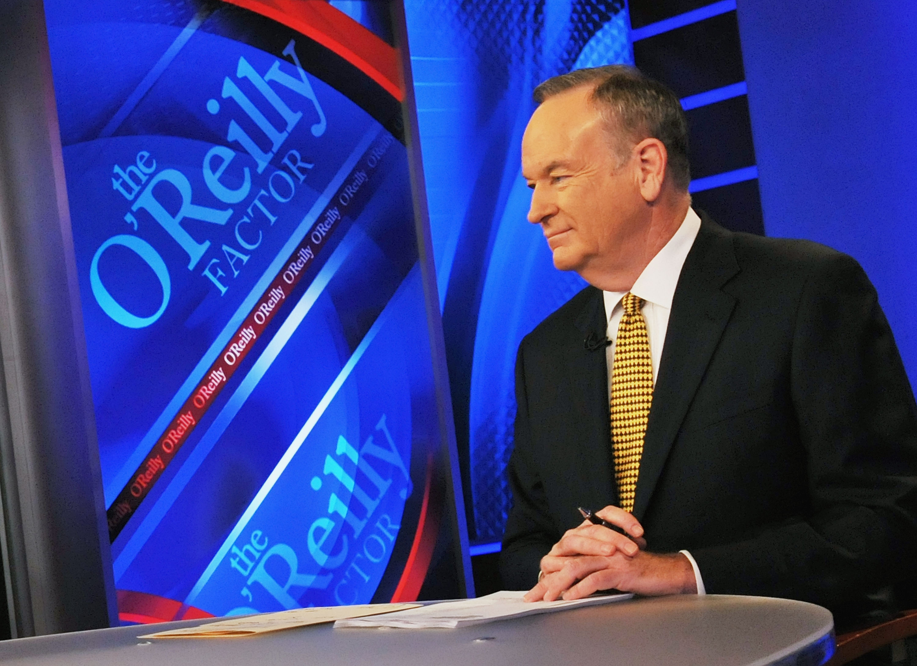 Bill O'Reilly facts