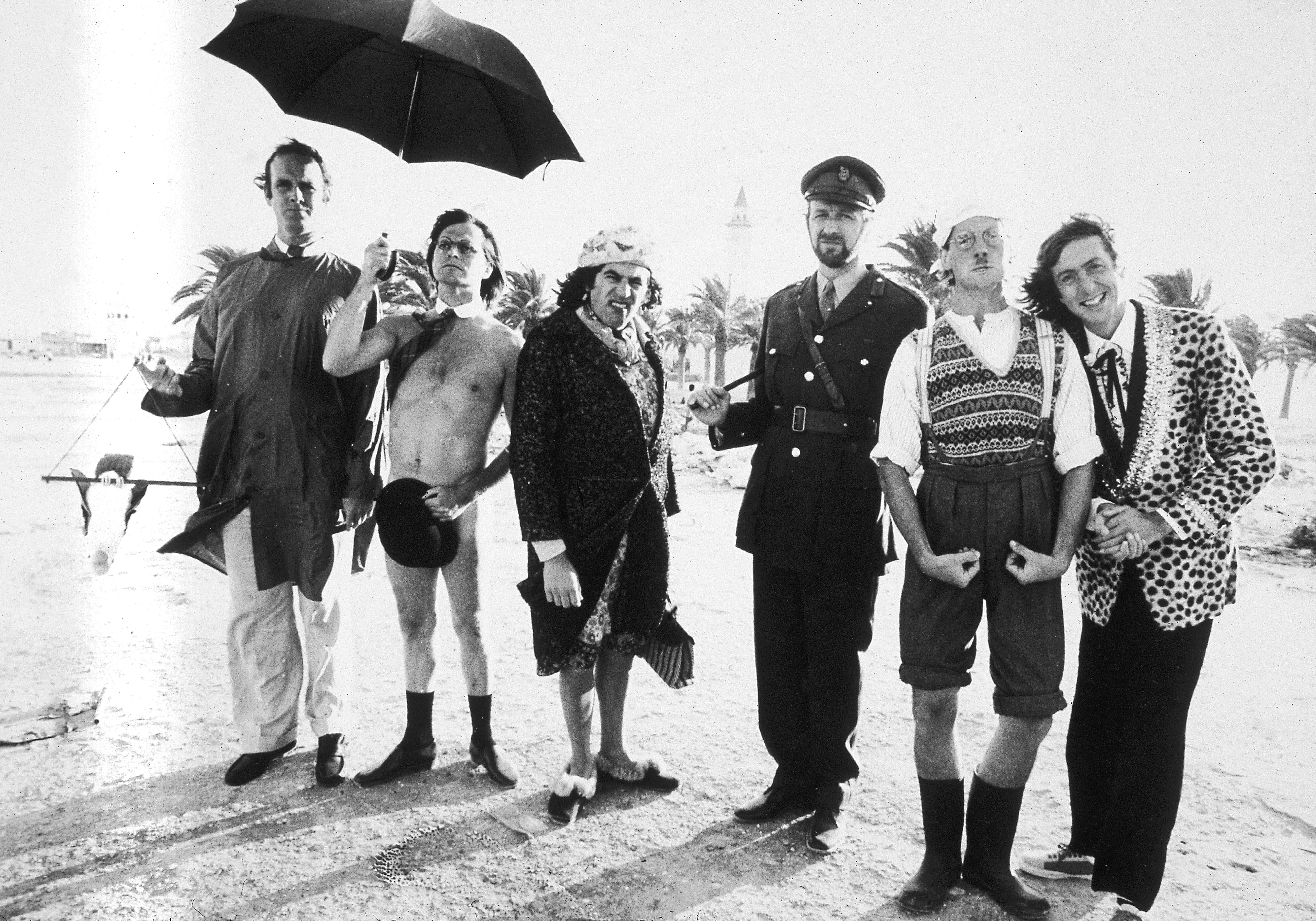 Monty Python Cast.