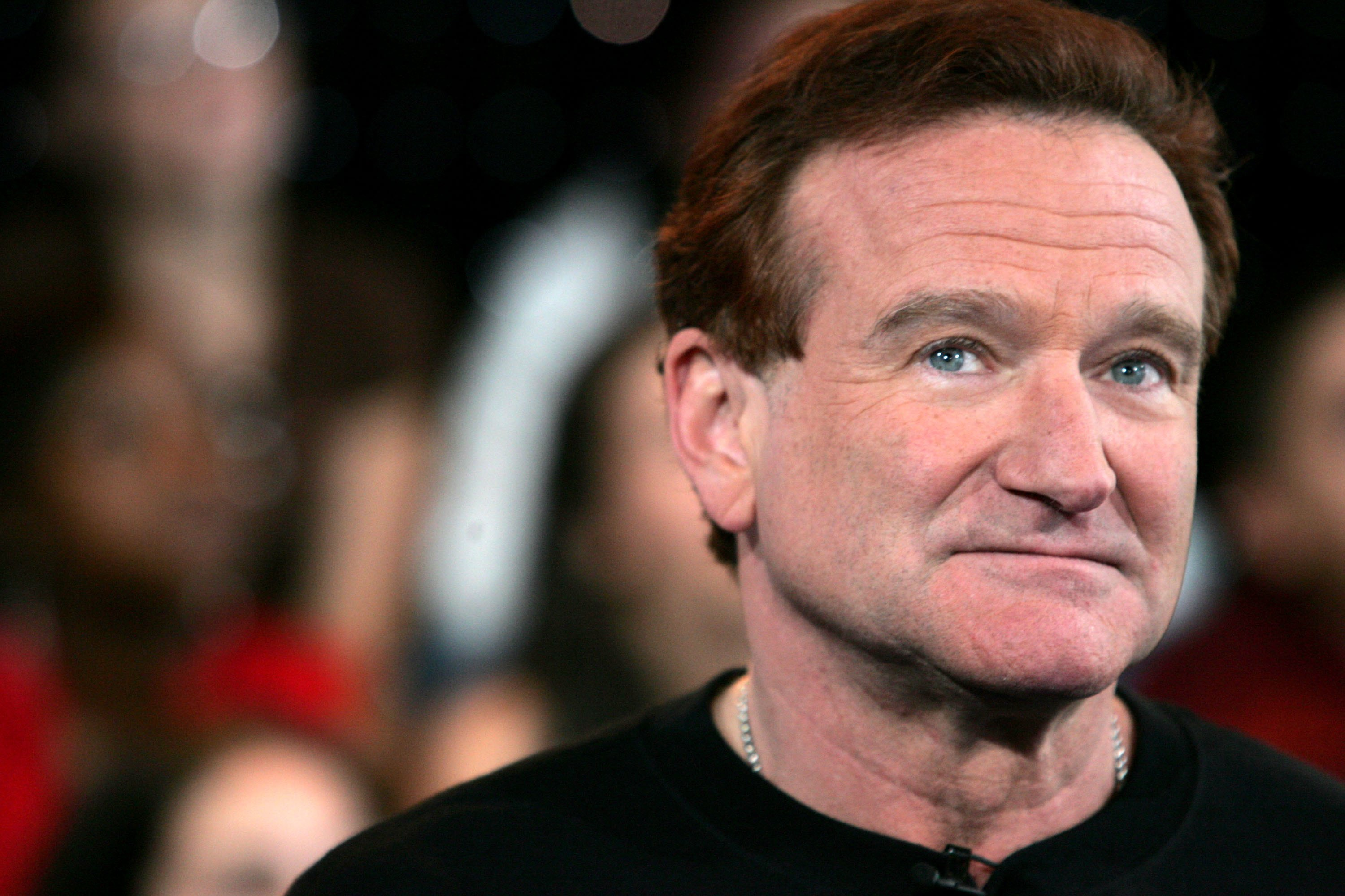 FILE: Robin Williams Checks In To Rehab For Alcoholism