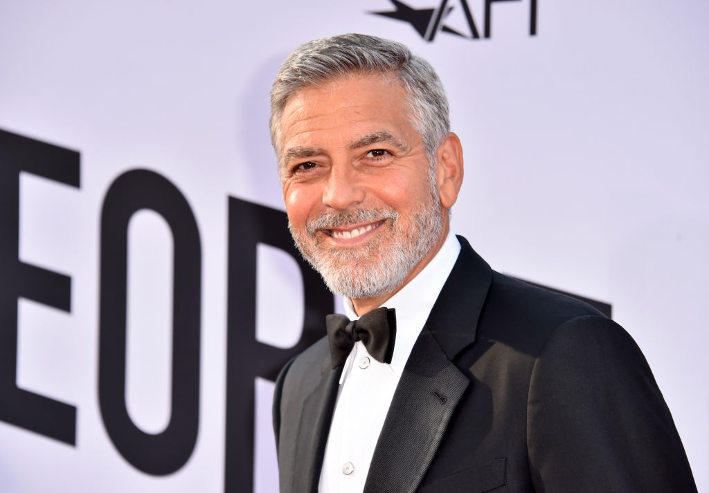 George Clooney Facts