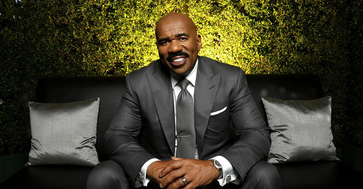 25 Behind-the-Scenes Facts About Steve Harvey