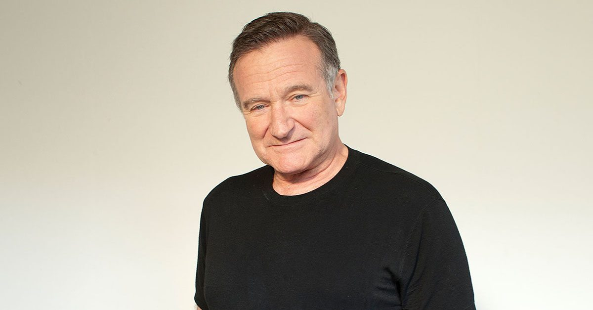 33 Little Known Facts about Robin WIlliams.