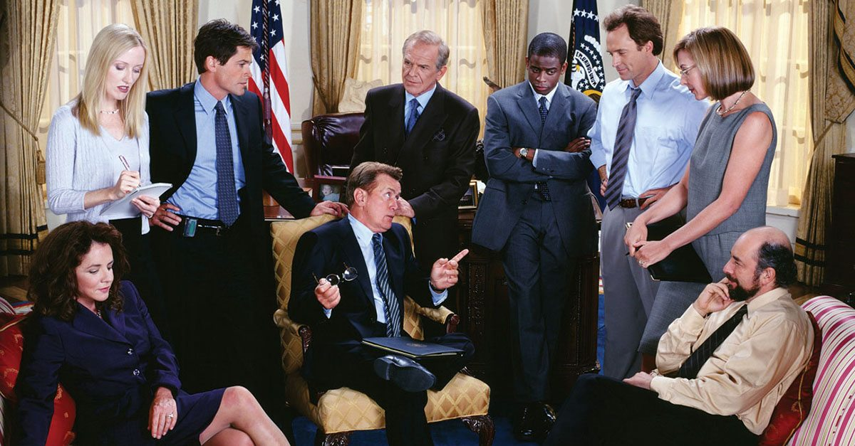 "39 ""For America!"" Facts About The West Wing"