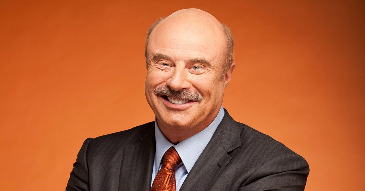 30 Behind-the-Scenes Facts about Dr. Phil.