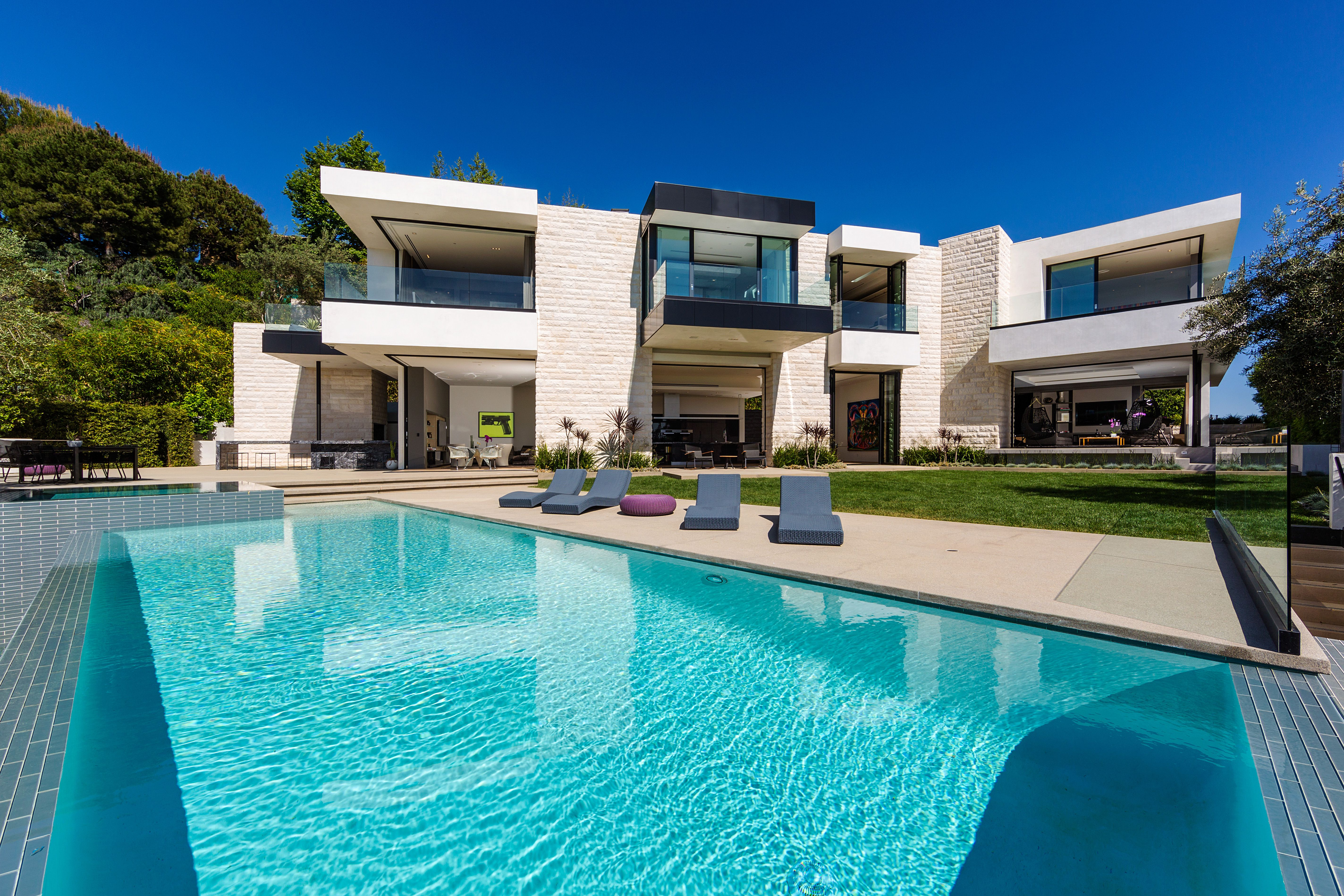 Luxury House Plans With Pools 33 Little Known Facts About Leonardo Dicaprio Page 6 Of 6