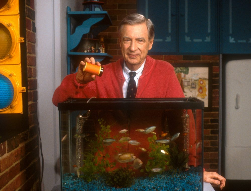 40 neighborly facts about mr rogers for Fish oil for toddlers speech delay