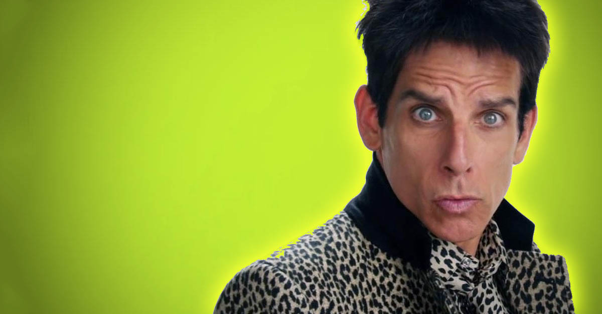 32 Ridiculously Good-Looking Facts About Zoolander