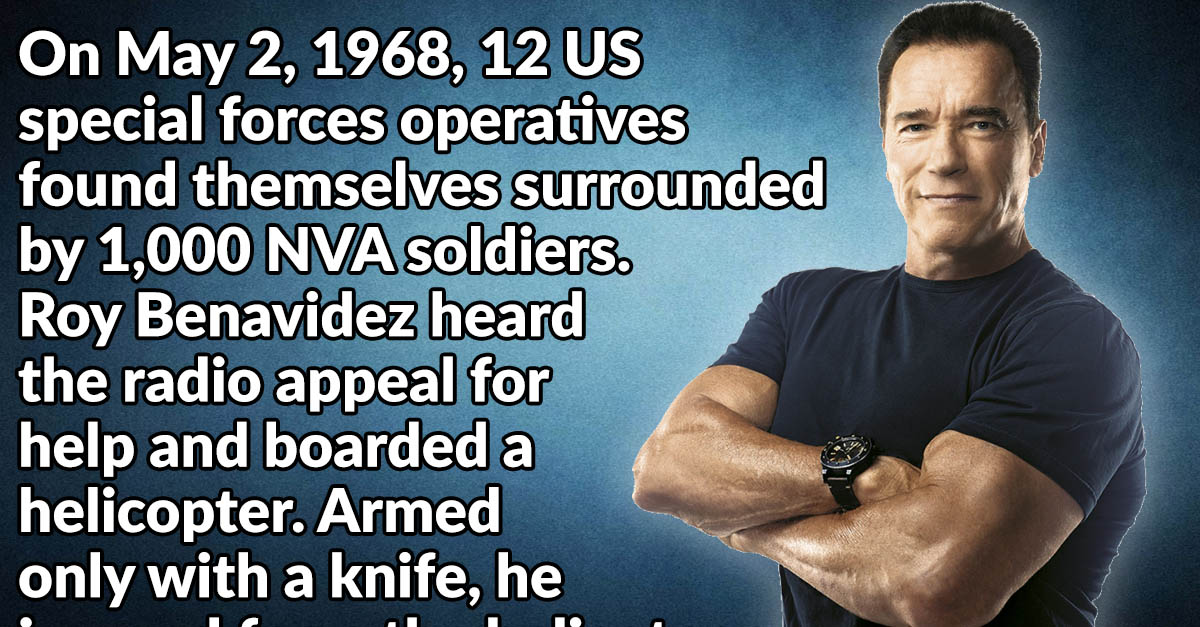20 Unbelievable Facts About The Most Badass People In History