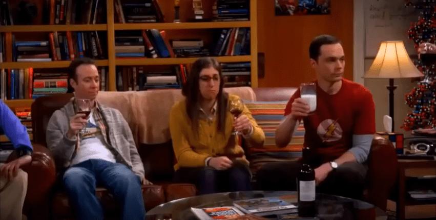 Big Bang Theory Facts