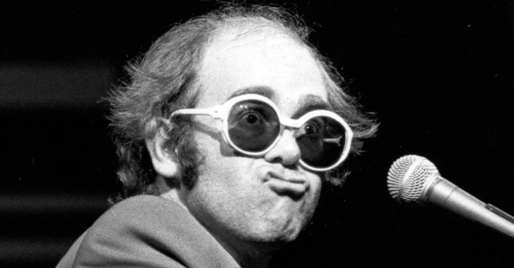 46 Bedazzled Facts About Elton John, The Rocketman