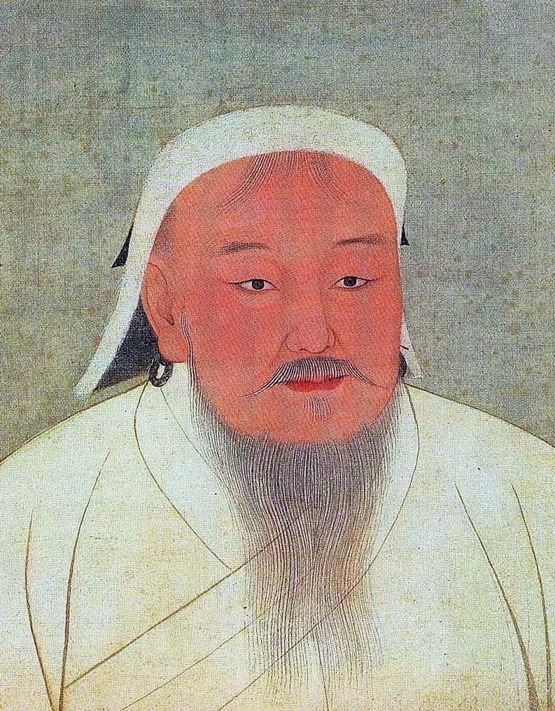 genghus khan