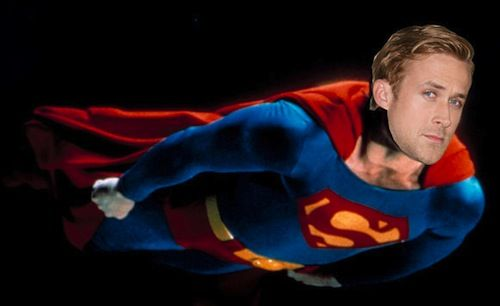 gosling superman
