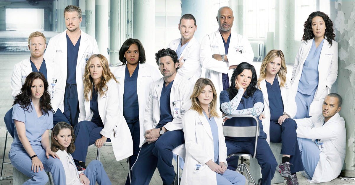 32 McDreamy Facts About Grey's Anatomy