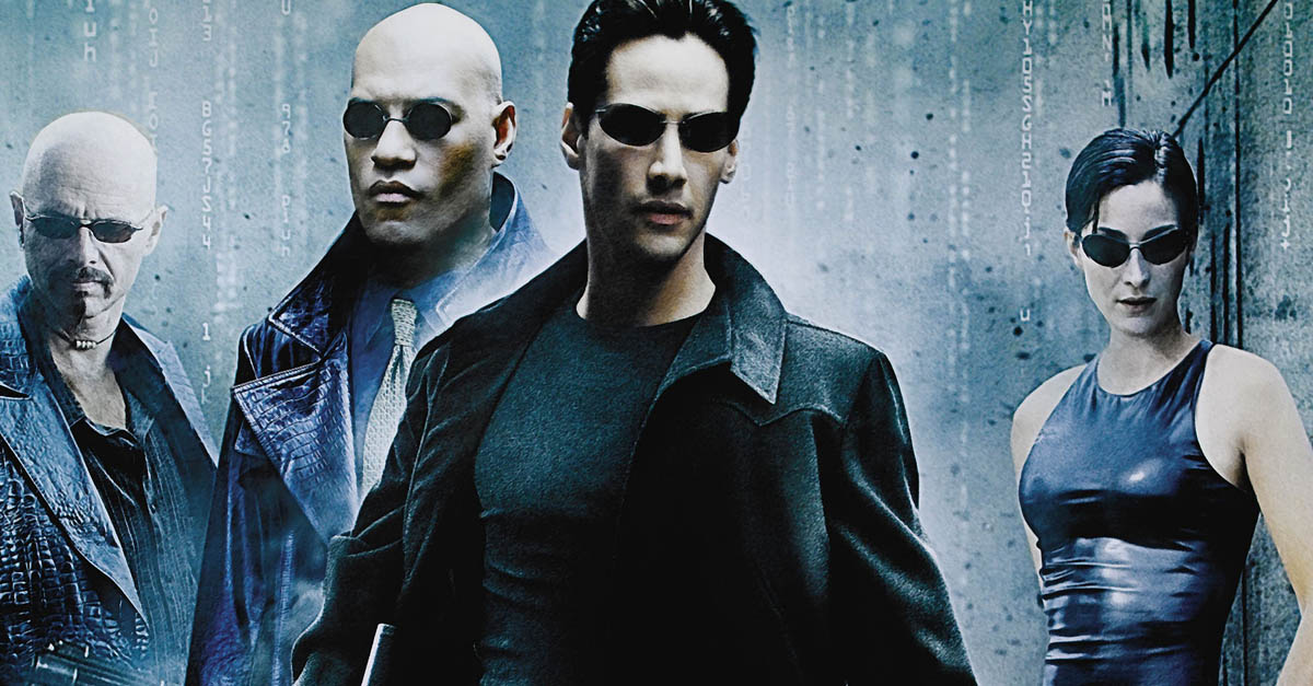 Real (What Is Real?) Facts About The Matrix Trilogy