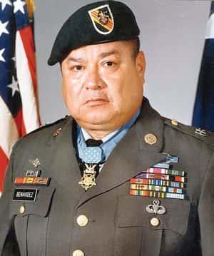 Roy P Benavidez