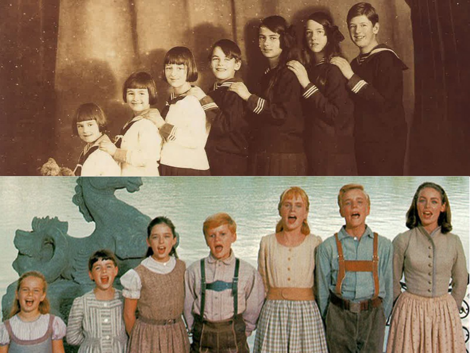 32 facts about sound of music that will bring the hills to for Real house music